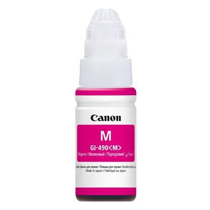 Canon Μελάνι Inkjet GI-490 Magenta (0665C001)