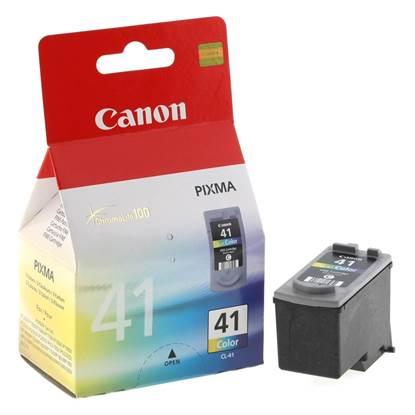 Canon Μελάνι Inkjet CL-41 Colour (0617B001)