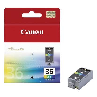 Canon Μελάνι Inkjet CLI-36 Colour (1511B001)