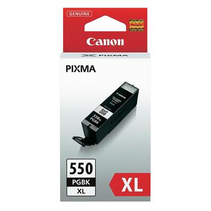 Canon Μελάνι Inkjet PGI-550PGBK XL Pigment Black (6431B001)