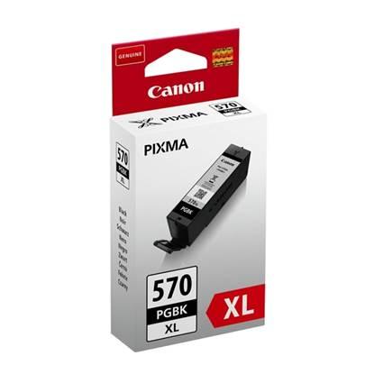 Canon Μελάνι Inkjet PGI-570BK XL Black (0318C001)