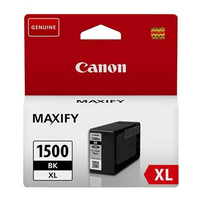 Canon Μελάνι Inkjet PGI-1500BK XL Black (9182B001)