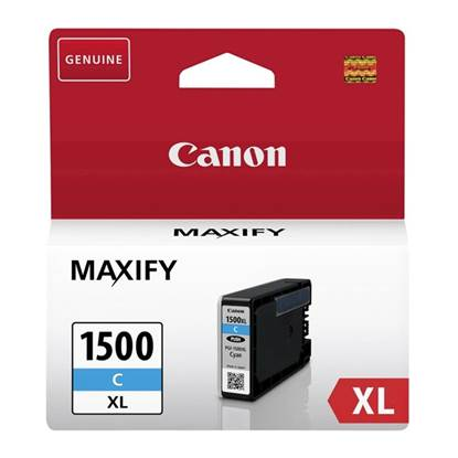 Canon Μελάνι Inkjet PGI-1500C XL Cyan (9193B001)