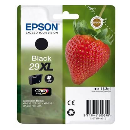 Epson Μελάνι Inkjet Series 29 Black XL (C13T29914012)