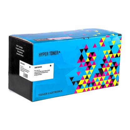 Toner HYPER Συμβατό για Εκτυπωτές Lexmark (Black) HC (50F2H00)