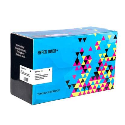 Toner HYPER Συμβατό για Εκτυπωτές Lexmark (Black) (E260A11E)