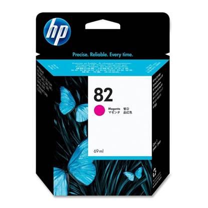 HP Μελάνι Inkjet No.82 HC Magenta 69ml (C4912A)