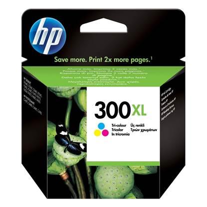 HP Μελάνι Inkjet Nο.300XL Colour (CC644EE)