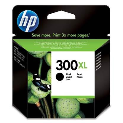 HP Μελάνι Inkjet Nο.300XL Black (CC641EE)