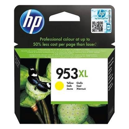 HP Μελάνι Inkjet 953XL Yellow (F6U18AE)