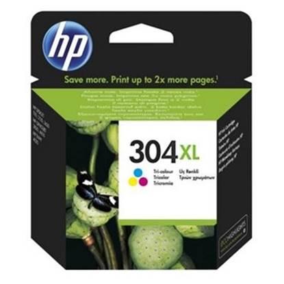 HP Μελάνι Inkjet No.304XL Tri-colour (N9K07AE)