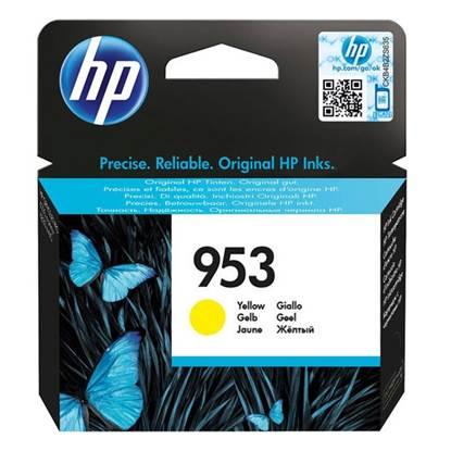 HP Μελάνι Inkjet 953 Yellow (F6U14AE)