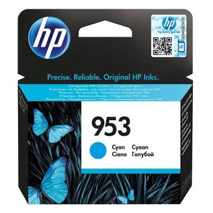 HP Μελάνι Inkjet 953 Cyan (F6U12AE)