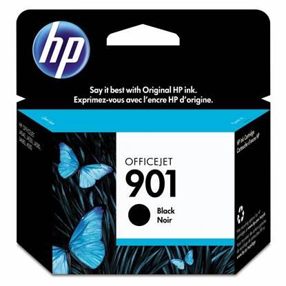 HP Μελάνι Inkjet Nο.901 BLACK (CC653AE)