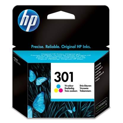HP Μελάνι Inkjet No.301 Colour (CH562EE)