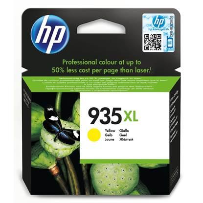 HP Μελάνι Inkjet No.935XL Yellow (C2P26AE)