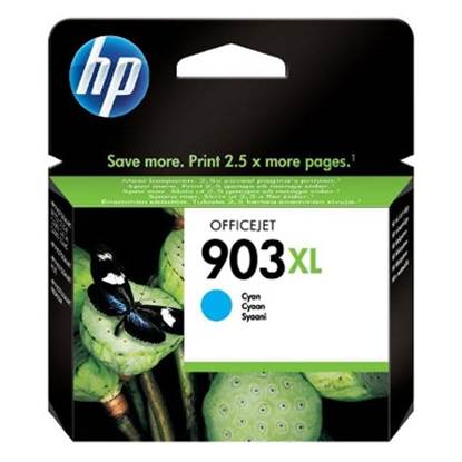 HP Μελάνι Inkjet No.903XL Cyan (T6M03AE)