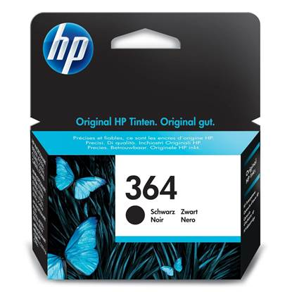 HP Μελάνι Inkjet Nο.364 Black (CB316EE)