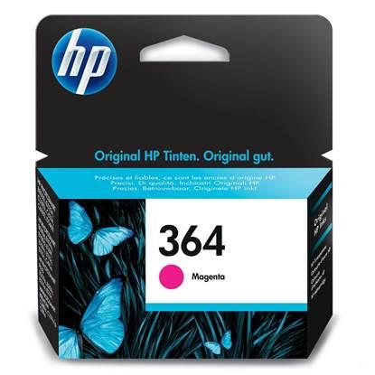 HP Μελάνι Inkjet Nο.364 Magenta (CB319EE)