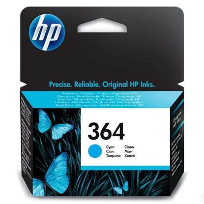 HP Μελάνι Inkjet Nο.364 Cyan (CB318EE)