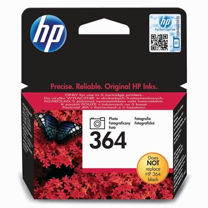 HP Μελάνι Inkjet Nο.364 Photo Black (CB317EE)