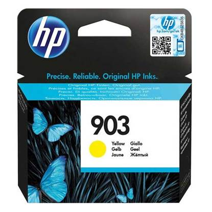 HP Μελάνι Inkjet No.903 Yellow (T6L95AE)