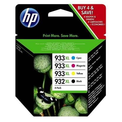 HP Μελάνι Inkjet No.932XL/933XL Multipack (C2P42AE)