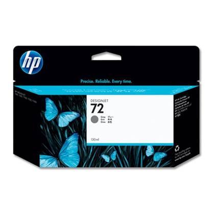 HP Μελάνι Inkjet No.72 HC Grey 130ml (C9374A)