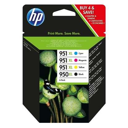 HP Μελάνι Inkjet 950/951XL C/M/Y/K (C2P43AE)
