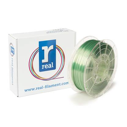 REAL PLA - Satin Spring - spool of 0.75Kg - 1.75mm