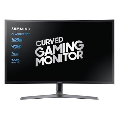 SAMSUNG Curved Led Οθόνη 27'' (LC27HG70QQ)