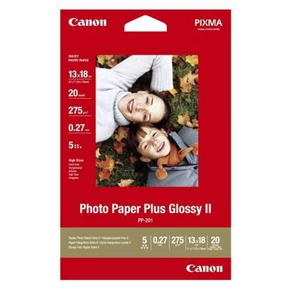 Φωτογραφικό Χαρτί CANON 13 x 18 Glossy 275g/m² 20 Φύλλα (2311B018)