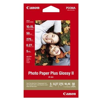 Φωτογραφικό Χαρτί CANON A6 Glossy 275g/m² 50 Φύλλα (2311B003)