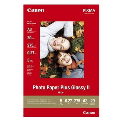 Φωτογραφικό Χαρτί CANON A3 Glossy 275g/m² 20 Φύλλα (2311B020)