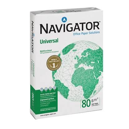 Επαγγελματικό Χαρτί Εκτύπωσης Navigator A3 80g/m² 500 Φύλλα