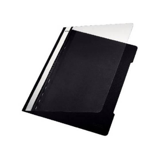 Ντοσιέ με Έλασμα LEITZ 4191 (Μαύρο) (41910095)