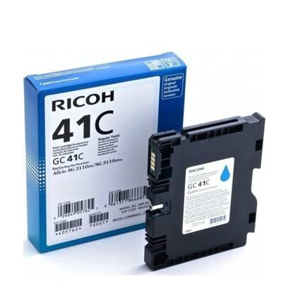 RICOH AFICIO SG3100 SERIES INK CYAN (2.2k) (405762)