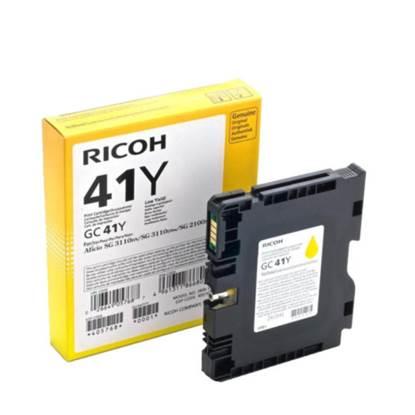 RICOH AFICIO SG3100 SERIES INK YELLOW (2.2k) (405764)