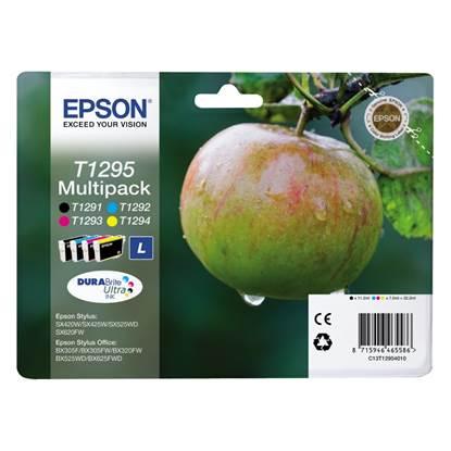 Epson Μελάνι Inkjet T1295 Multipack (C13T12954012)