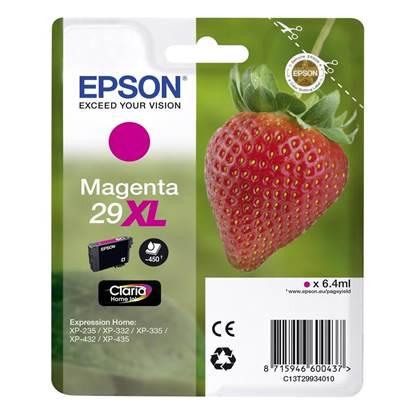 Epson Μελάνι Inkjet Series 29 Magenta XL (C13T29934012)
