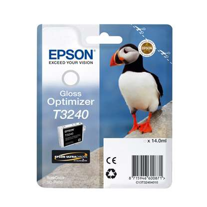 Epson Μελάνι Inkjet T3240 Gloss Optimizer (C13T32404010)