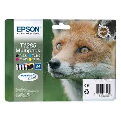 Epson Μελάνι Inkjet T1285 Multipack (C13T12854012)