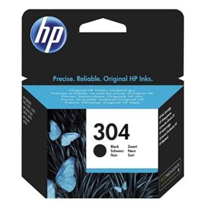 HP Μελάνι Inkjet No.304 Black (N9K06AE)