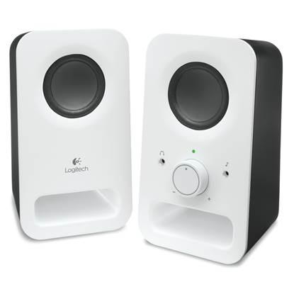 Logitech Z150 2.0 Speakers (WHITE)