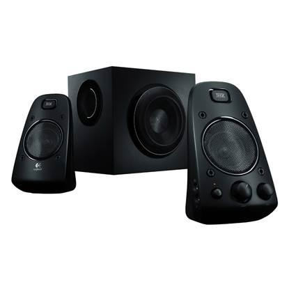 Logitech Z623 2.1 Speakers (Black)