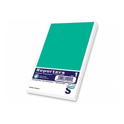 Μπλοκ Σημειώσεων SKAG Νο.1 Λευκό Κολλητό 78x127mm (50 Φύλλα)