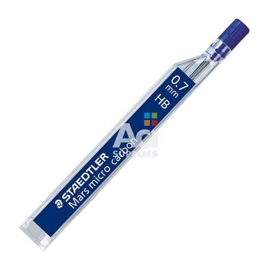 Μύτες Μηχ. Μολυβιού STAEDTLER HB 0.7 mm (250 07-HB)