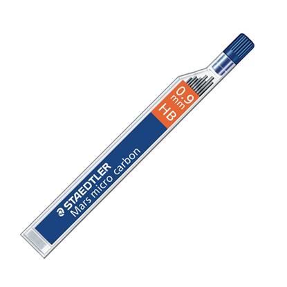 Μύτες Μηχ. Μολυβιού STAEDTLER B 0.9 mm (250 09-B)