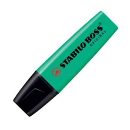 Μαρκαδόρος Υπογράμμισης STABILO BOSS 70/51 2 - 5 mm (Τιρκουάζ) (70/51)