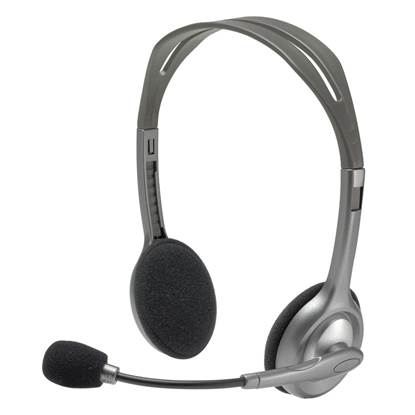 Logitech H111 Stereo Headset Wired